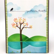 october card kit from simon says