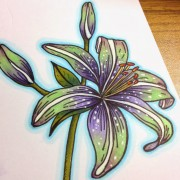 what would nature say –  a coloring tutorial
