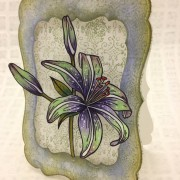 giveaway – penny black lily