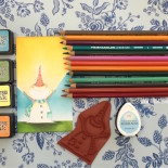 Day 22. Colored Pencils & Giveaway