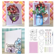 Hero Arts- My Monthly Hero Kit Blog Hop