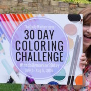 The Next 30 Day Coloring Challenge