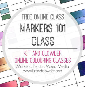 markers 101 class 2