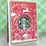 Day 30.Starbucks Shaker Gift Card & Giveaway