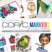 Copic Class GIVEWAWAY!