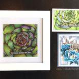 Altenew March 2018 Stamp & Die Release Blog Hop + Giveaway
