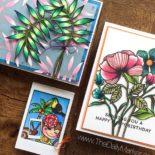 Waffle Flower Blog Hop & Giveaway
