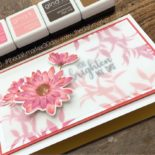 Day 6. Coloring Layering Stamps & Giveaway